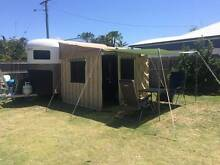 CUSTOM MADE CAMPER FOR FREE CAMPING SOLAR River Heads Fraser Coast Preview
