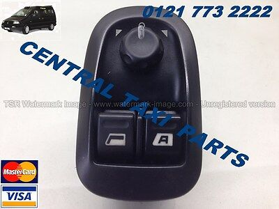 FIAT SCUDO USED WINDOW SWITCH 2001 2007 FITS ALL CHECK PICTURE