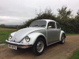 Last Edition Diamond VW Beetle