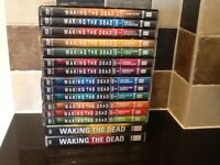 WAKING THE DEAD THE COMPLETE SERIES 1 - 7 PLUS PILOT EPISODE