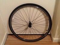 Bike wheels 700 x 23C. Two.