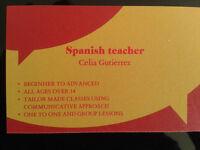 Qualified Native Spanish Teacher