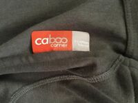 Close Caboo baby sling carrier