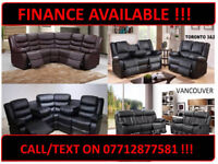 black or brown recliner sofas for sale