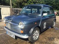 ** NEWTON CARS ** 90 H MINI 998cc STUDIO 2, CLASSIC CAR, GOOD OVERALL, LOW MILES, FSH, MOT APR 2017