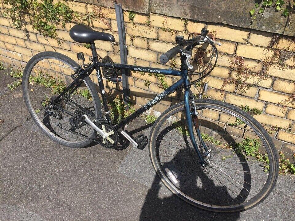 Sturdy Hybrid Multi Trek Bike | in Swansea | Gumtree