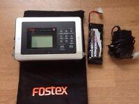 Fostex FR 2LE Field Stereo Recorder