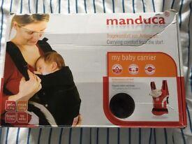 Manducca baby carrier