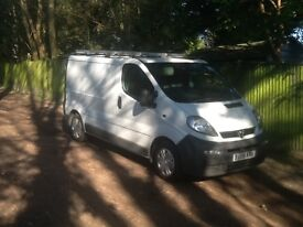 VAUXHALL VIVARO 2006 SWB 3 SEATER CAB FACTORY BULKHEAD CLEAN PRESENTABLE CONDITION, BLIND R/ DOORS