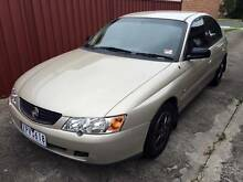 2004 Holden VY Commodore Sedan Executive II - DUAL FUEL Taylors Lakes Brimbank Area Preview