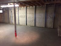 Foundation repair and basement contractors