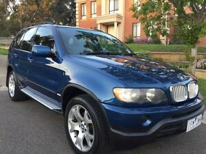 2002 BMW X5 Wagon E53 Auto 4x4 Pascoe Vale Moreland Area Preview
