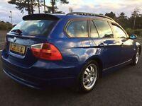BMW 320D SE,ESTATE,2007,MOTD