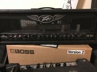 Peavey ValveKing 100w valve guitar amplifier head