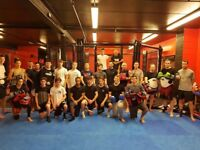 MMA (Mixed Martial Arts like UFC cage fighting) in Redhill near Dorking Horley Oxted