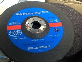 Cutting/grinding discs job lot