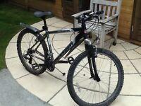 Saracen Rufftrax Mountain Bike Size Small