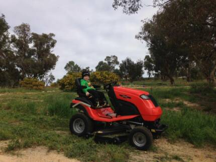 Versatile  Rideon Lawn tractor Mowers Optional Decks 2 & 4 wd Eden Hill Bassendean Area Preview