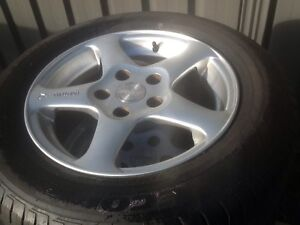 Ford rims Mag wheels 15 inch valiant Caboolture Caboolture Area Preview