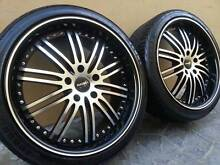"""19"""" Vertini Hennessey Luxury Rims and Tyres Yangebup Cockburn Area Preview"""