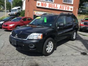 2011 Mitsubishi Endeavor SE Leather, power sunroof, v6
