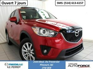 2015 Mazda CX-5 GS AWD TOIT A/C BLUETOOTH