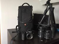 Canon 70d bundle