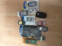 Nokia and Samsung cases mixed brand new