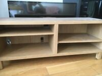 TV stand IKEA BESTA + extra support