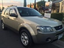 7 Seater 2007 Ford Territory TX SY Auto Wagon Meadow Heights Hume Area Preview