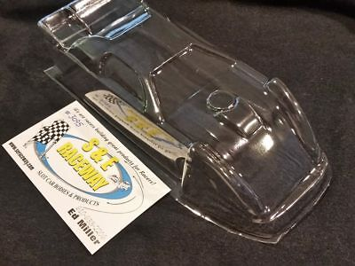 1/32 DIRT LATE MODEL-AIR FILTER -NEWEST- ONE OF A KIND -CLEAR #3095