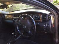 2003 Jaguar X-Type V6 Petrol S4Door, Engine Size 2099, MOT to June 2017, Colour Black