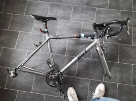 Chris Hoy Bike Frame For Sale £150