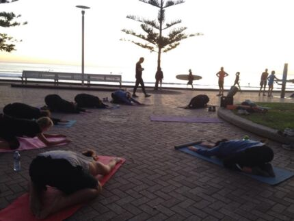 $10 Yoga every Thursday at Manly Manly Manly Area Preview