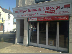 Wilson Removals & Storage House Removal Moving Company Reading Slough Windsor Maidenhead Man And Van