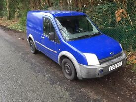 FORD TRANSIT CONNECT 1.8 DIESEL PRICED TO SELL BARGAIN PRICE