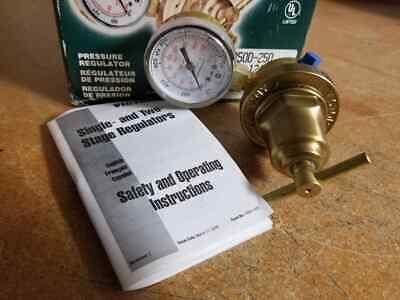 New Victor L250d-250 Pressure Regulator 0781-1249