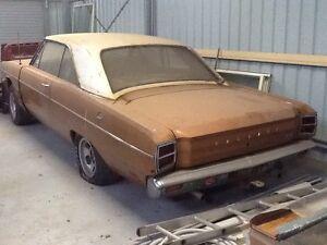1969 Chrysler valiant VF Hardtop Coupe Mopar dodge Hillside Melton Area Preview