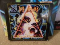 Def Leppard – Hysteria, CD, VG, released on Bludgeon Riffola in 2006, Cat No 060249843047.