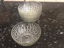 Glass bowl Bonnyrigg Heights Fairfield Area Preview
