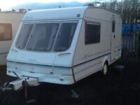 1999 swift JURA /2 berth end changing room with fitted mover