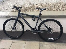 Black Vitus 260 City Bike