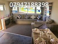 🌟🌟BRAND NEW 2018 DG & CH CARAVAN WITH FEES INCLUDED AT CRESSWELL TOWERS HOL PARK🌟🌟