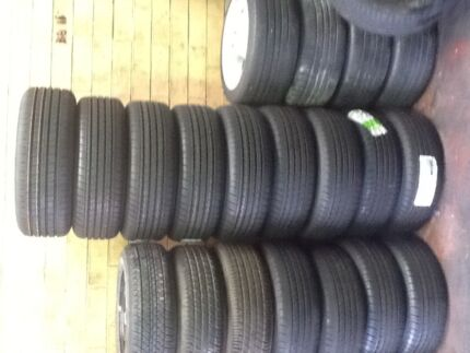 Commodore 15inch standard rims with brand new tyres Malaga Swan Area Preview