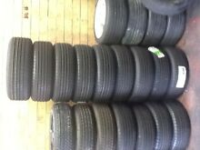 Commodore 15inch standard rims with good tyres Malaga Swan Area Preview
