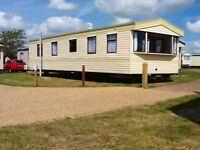 Haven seashore 6 berth caravan for hire 3/7/17