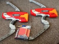 Two Nerf Mega Thunderbows & Brand New Mega Darts