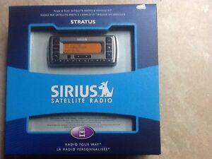 Satellite radio car kit