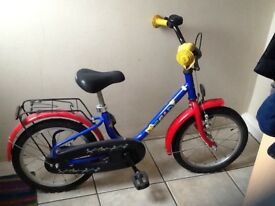 "Childrens bike 14"" wheels"