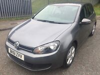 2011 61 VOLKSWAGEN GOLF MATCH 1.6 TDI MANUAL CAT C DAMAGED REPAIRED SALVAGE
